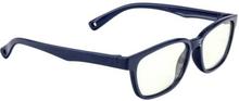 Anti Blue Light-Briller til Børn, Rund - Mørkeblå