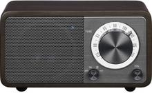 Sangean WR7BLK Radio Bluetooth, svart