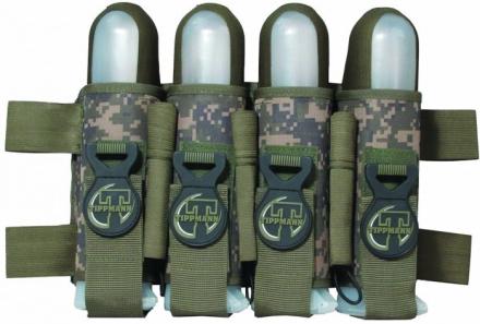 4+5 Tippmann Pro Series Pack - Camo
