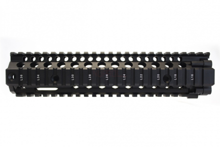 Bocca Series TWO - 23cm Rail - Sort