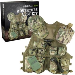 Adventure Vest Sett til Barn - BTP