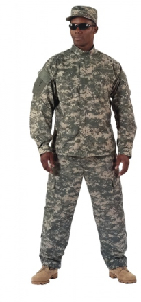 Army Combat Uniform ACU Jakke