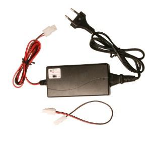 Batterilader 4-10 celler 900-1800mah med autostopp