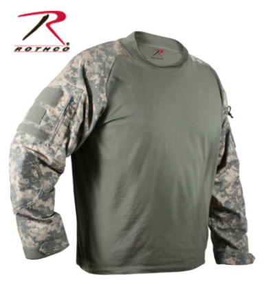 Combat Shirt Digital ACU Digital