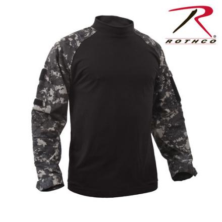 Combat Shirt Subdued Urban