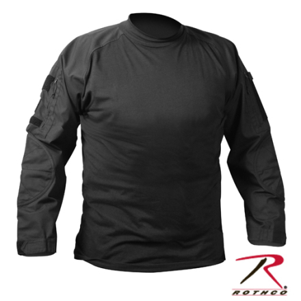 Combat Shirt Digital Black