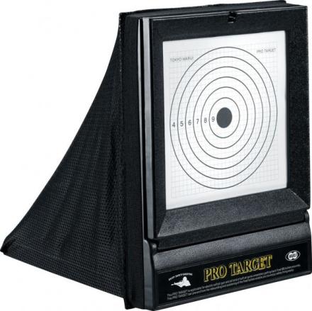 Combat Zone - Portable Target med Nett