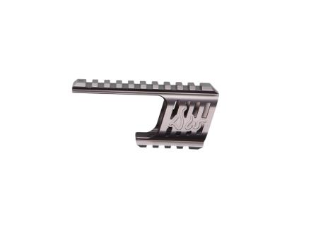 Custom CNC Railmontasje til Dan Wesson 715 - Sølv