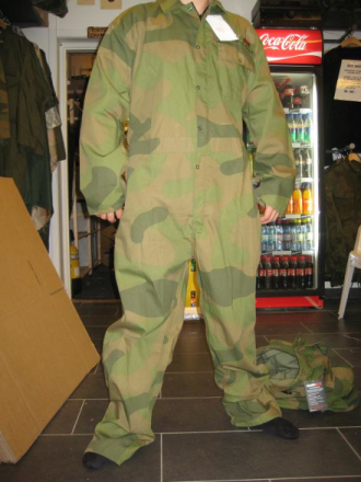 GO! Rip-Stop Flightsuit - Norsk Camo