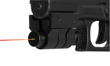 NcStar Taktiskt Railmontert Lasersikte