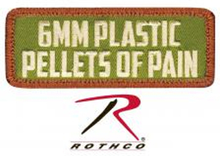Pellets of Pain Merke