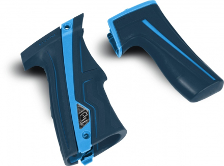 Planet Eclipse CS1 Grip Kit - Blue/Light Blue