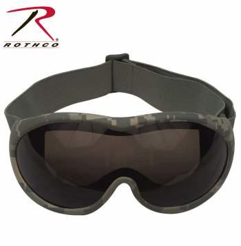 Rothco Desert Goggles - Acu Digital