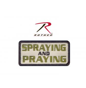 Spraying - Praying Merke