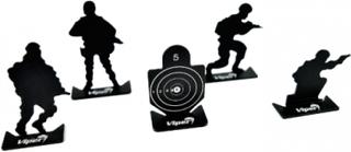 Viper - Micro Target Set - Aluminium