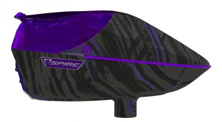 Virtue Spire - Graphic Purple