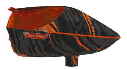Virtue Spire - Graphic Orange