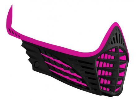 Virtue VIO Facemask - Pink/Pink/Black