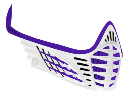 Virtue VIO Facemask - Purple/Purple/White