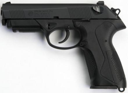 P4 Startpistol - 8mm