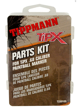 TiPX/TCR Universal Parts Kit
