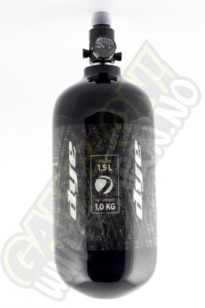 Dye Core Air 1.5L Karbontank - m/Regulator