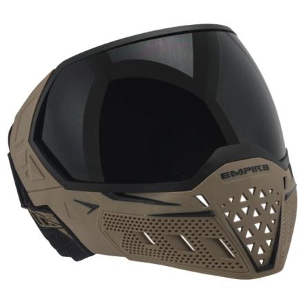 Empire EVS Maske - Tan/Black