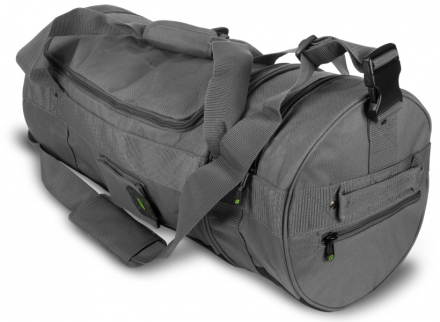 Planet Eclipse GX Holdall Bag - Charcoal