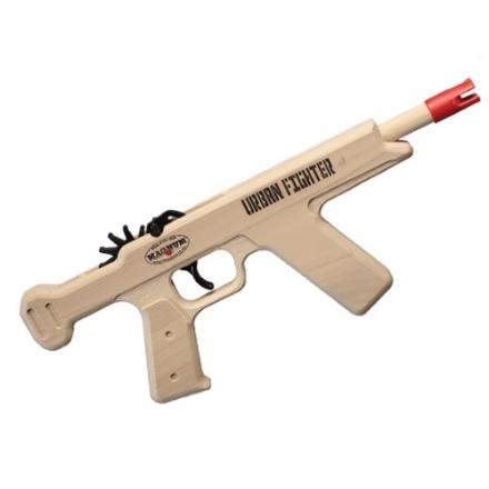 Strikkpistol - Urban Fighter Pistol - Red Ammo