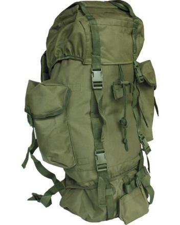 Cadet Ryggsekk - 60L - Olive
