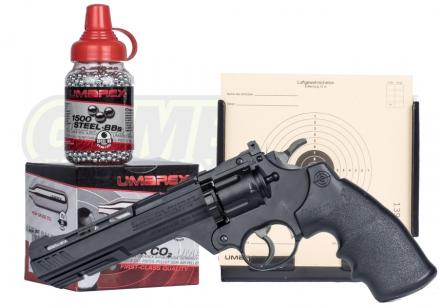 Crosman Vigilante Revolver - 4.5mm/BB - PAKKE