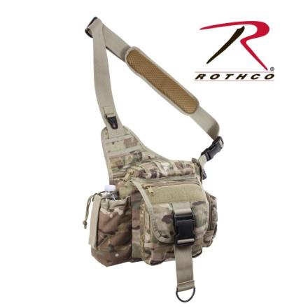 Advanced Tactical Bag Cordura - Multicam