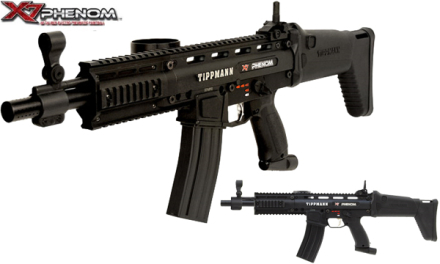 Tippmann X7 Phenom Assault Luft Powerpack