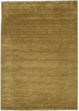 Handloom fringes - Olivgrön matta 250x350 Modern Matta