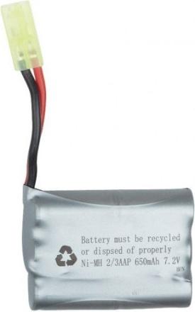 Batteri til DLV M14 SOCOM