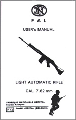FN-FAL-Users Manual-Light-Automatic-Rifle- Cal 7.62mm