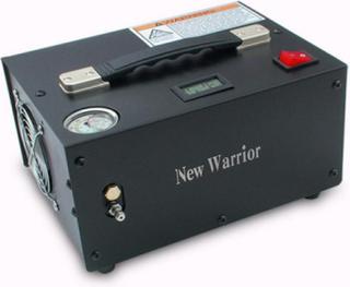 New Warrior 12V Elektrisk Kompressor til PCP