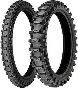 Michelin Starcross JR MS3 ( 2.50-10 TT 33J Hinterrad, M/C, Vorderrad )