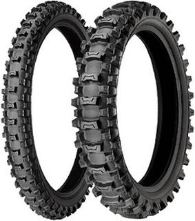 Michelin Starcross JR MS3 ( 2.50-10 TT 33J Bakhjul, M/C, Framhjul )