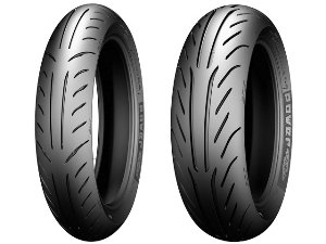 Michelin Power Pure SC ( 130/70-13 RF TL 63P tylne koło, M/C )