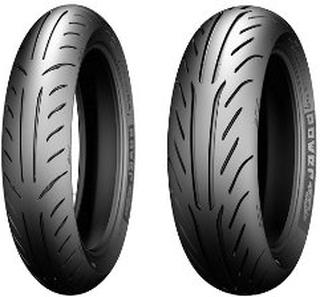 Michelin Power Pure SC ( 140/60-13 TL 57L Bakhjul, M/C )