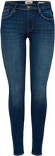 ONLY Onlcarmen Reg Skinny Fit Jeans Women Blue