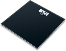 Beurer Badrumsvåg GS 10 glas svart