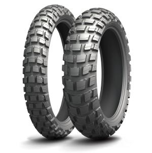 Michelin Anakee Wild ( 130/80-17 TL 65R tylne koło, V-max = 170km/h )