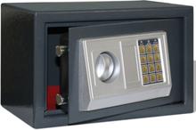 vidaXL Elektroniskt kassaskåp 31 x 20 x 20 cm