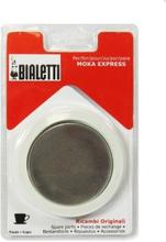 Packning 3 p. Bialetti aluminium 9 KOPPARS