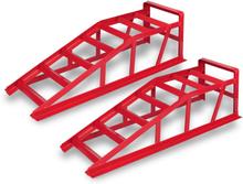 vidaXL Bil rampe 2-Pack