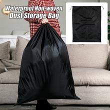 1 STÜCK Wasserdichtes Vlies Staubspeicher Kordelzug Hause Wäscherei Reiseveranstalter