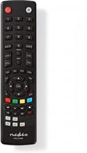 Universal fjernbetjening | Forprogrammeret | Antal enheder: 2 | Hukommelses knapper / TV guide knap
