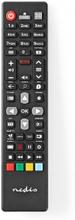 Erstatnings Fjernbetjening | Egnet til: Philips | Fast | Antal enheder: 1 | Ambilight-knap / Netflix